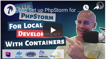 Setting up PhpStorm for PHP development with Docker Containers