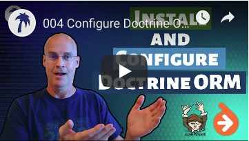 Install and configure Doctrine ORM and Doctrine Dbal using Composer, then configure the CLI tools